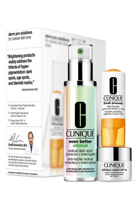 Derm Pro Solutions: For Uneven Skin Tone