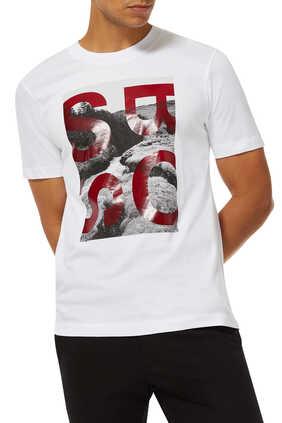 Tiburt Logo T-Shirt