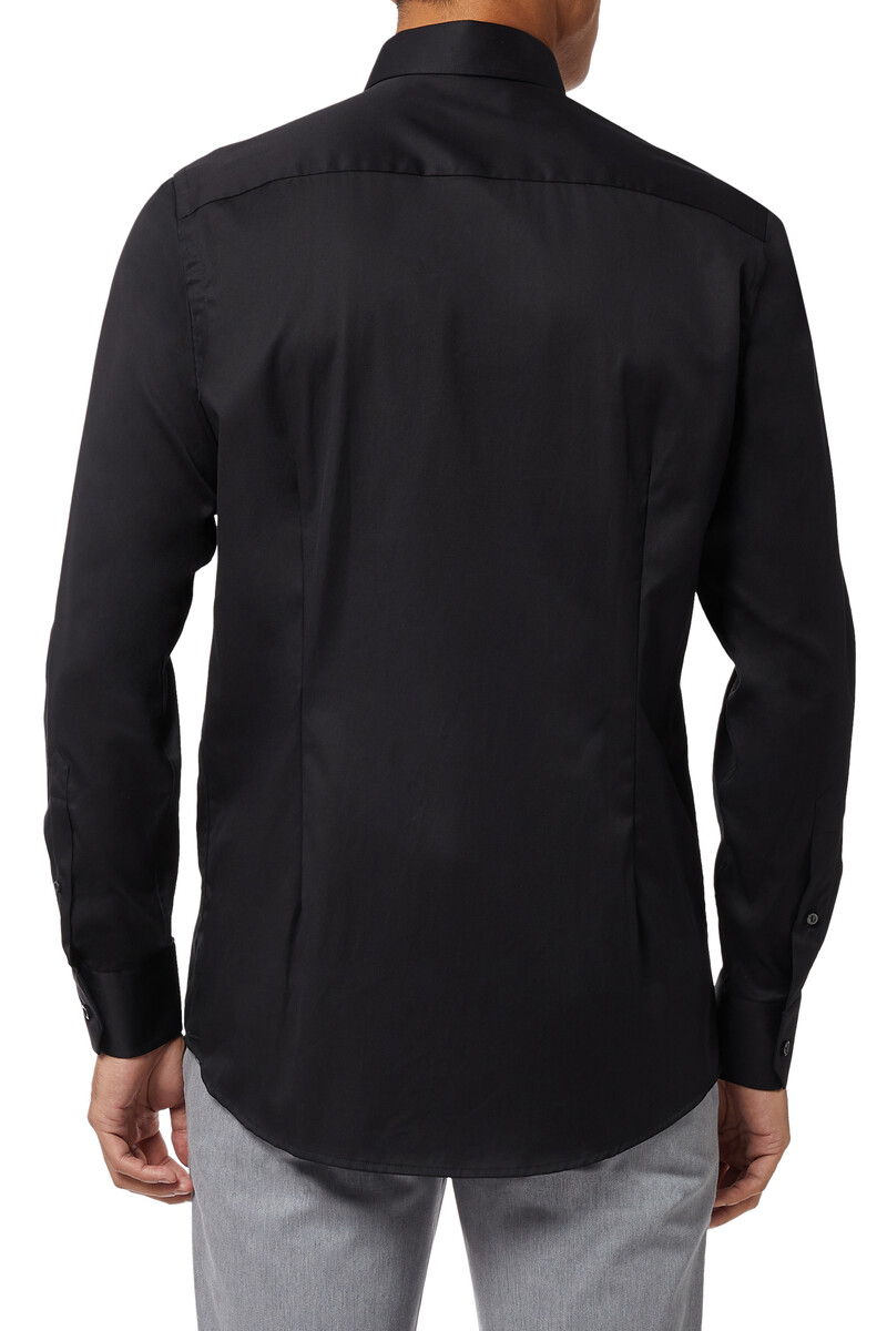 Contemporary Fit Signature Twill Shirt image number 3