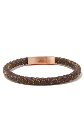 Click Tocco Braided Bracelet