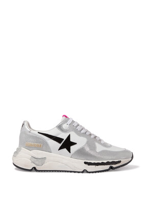Star Low Top Running Sneakers