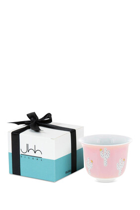 Cacti Arabic Coffee Cup