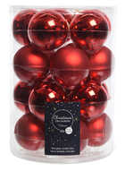 Holiday Baubles, Set of 20