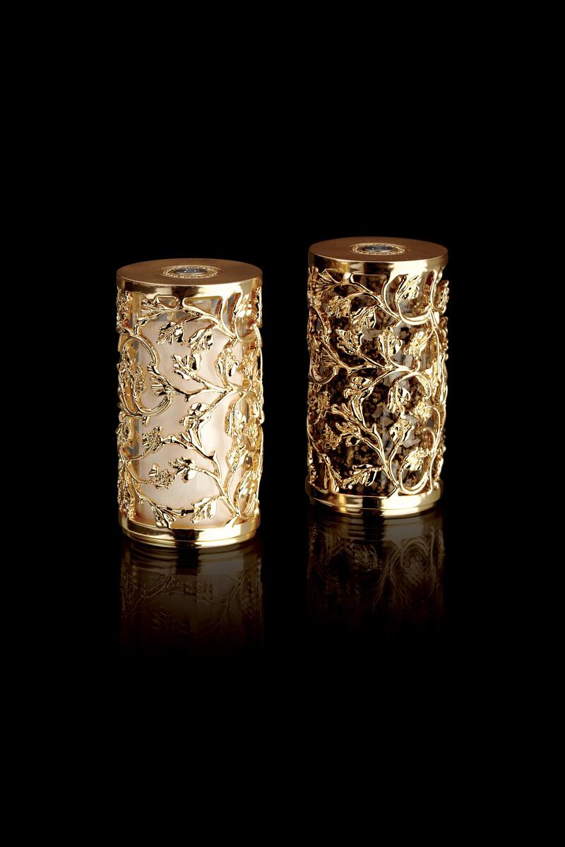 Lorél Spice Jewels Salt and Pepper Shakers image number 2