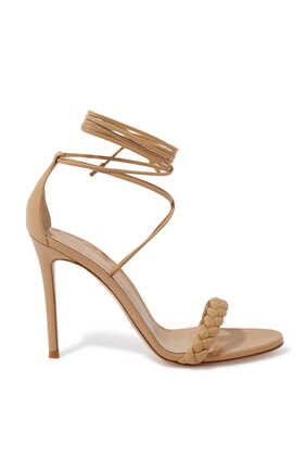 Leomi Leather Sandals