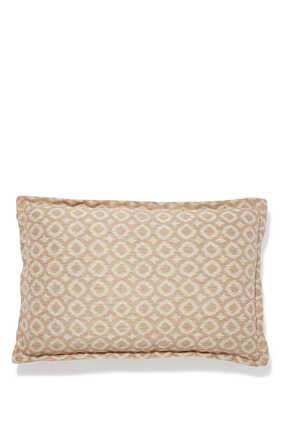 Printed Rectangular Cushion