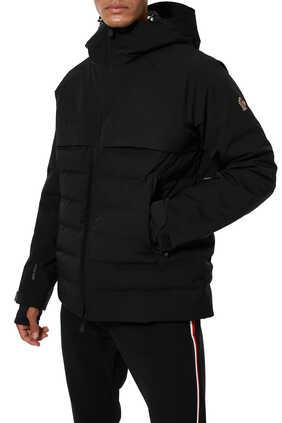 Achensee Hooded Down Ski Jacket