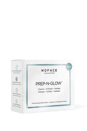 Prep-N-Glow Cleansing Cloth, Pack of 20