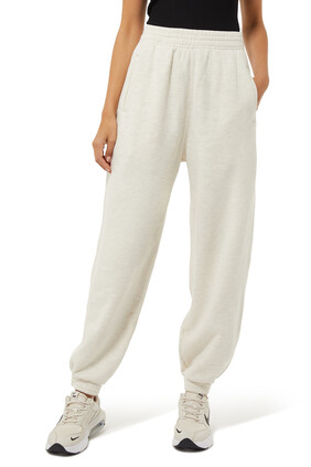 Balloon Cotton Sweatpants