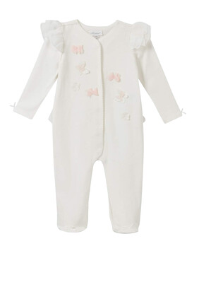 Butterfly Cotton Coverall