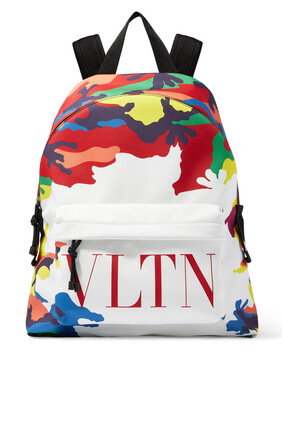 Valentino Garavani Camou7 Backpack