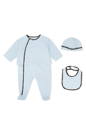 Quilted Cotton Baby Kit