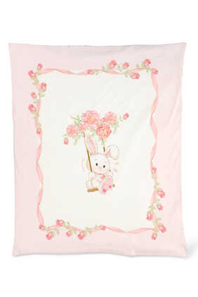 Little Rabbit Baby Blanket