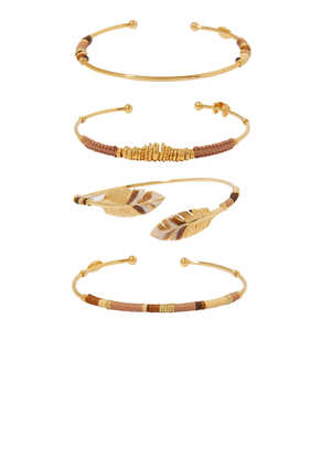 Stack Bracelet, Set of 2