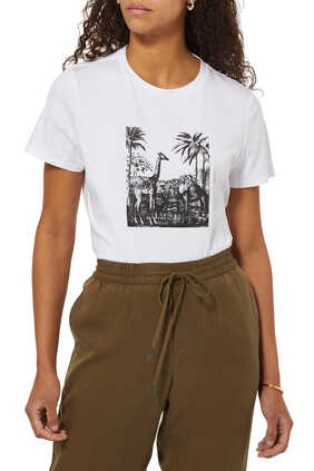 Safari Graphic T-Shirt