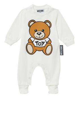 Moschino Teddy Bear Fleece Onesie