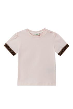 Band Cotton T-Shirt