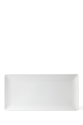 Gio Server Rectangle Tray