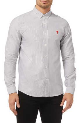 Logo Cotton Shirt