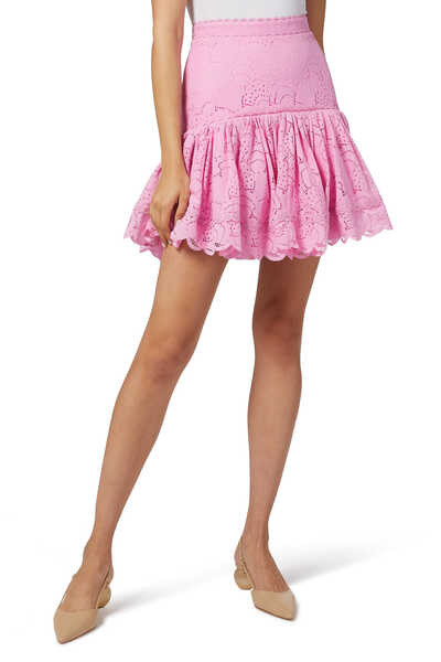 Cookies Lace Skirt