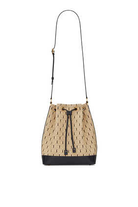 Le Monogramme Canvas Bucket Bag