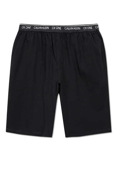One Basic Lounge Jersey Sleep Shorts