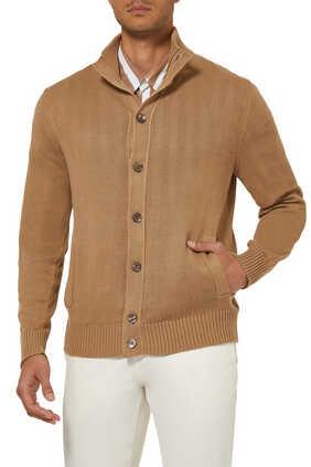 Linen Cotton Cardigan