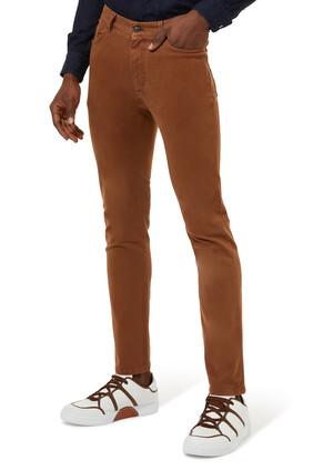 Cotton Denim Jeans