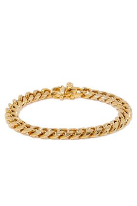Ruth Curb Chain Bracelet