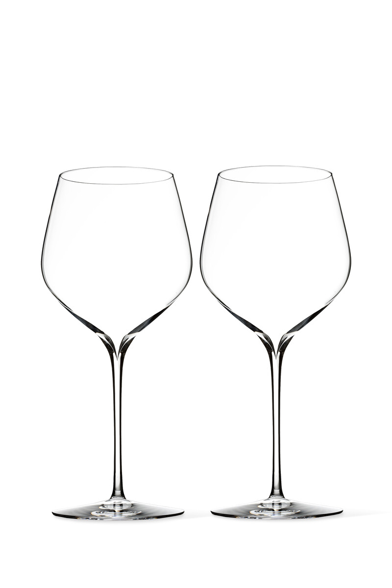 Elegance Cabernet Sauvignon Wine Glass Set of Two image number 1
