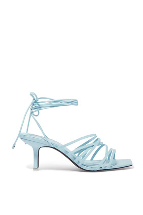 Franca Ankle Wrap Sandals