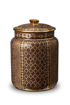 Medium Fortuny Ashanti Cannister