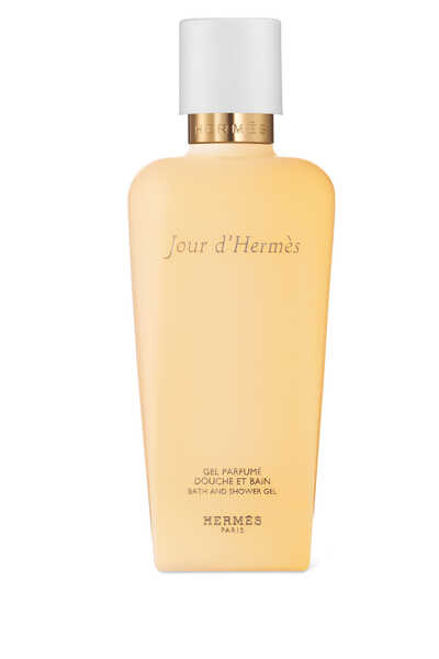 Jour d'Hermès, Perfumed bath and shower gel