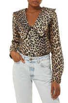 Cotton V-Neck Shirt