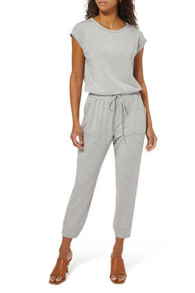 Cozy Knit Jumpsuit