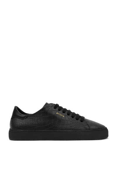 Clean 90 Croc Embossed Sneakers