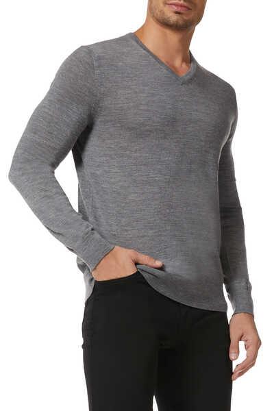 Responsible Merino V-Neck Sweater