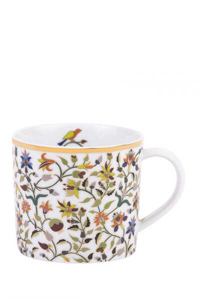 Majestic Floral Mug