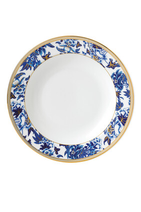 Hibiscus 23 Soup Plate