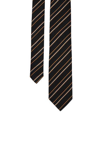 Stripes Silk Tie