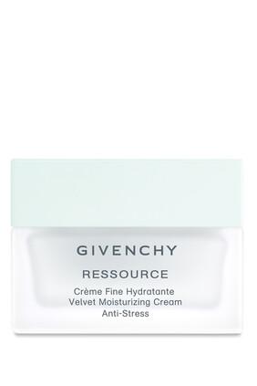 Ressource Velvet Moisturizing Light Cream Anti-Stress