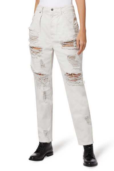 Elini Ripped Jeans