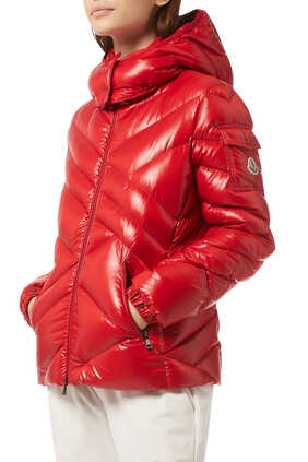 Desirade Hooded Down Jacket