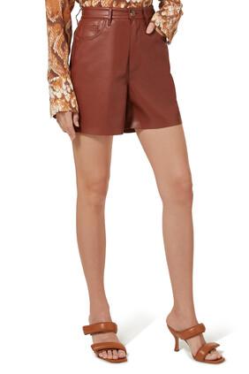 Leana Vegan Shorts