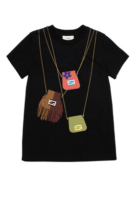 Bag Graphic Dress