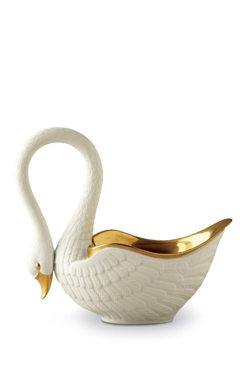 Large Swan Bowl image number 1