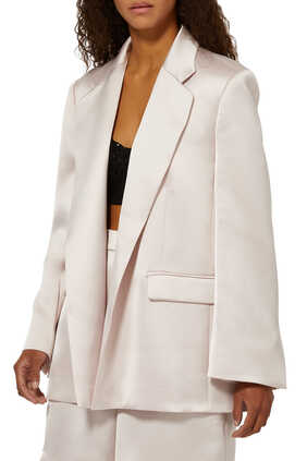 Lycia Satin Jacket