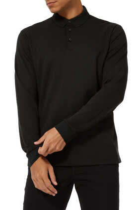 Pado 11 Long Sleeved Polo Shirt