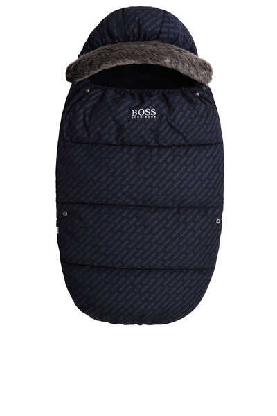 Logo Padded Nylon Sleeping Bag