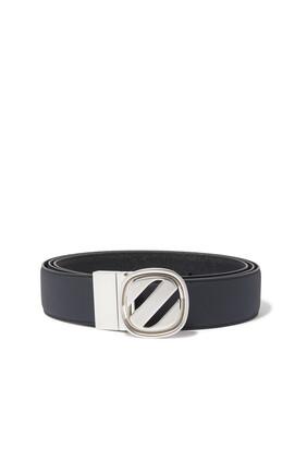 Noorda Reversible Leather Belt